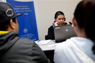Public health insurance exchanges attracting low-income participants