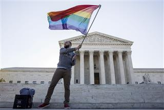 Supreme Court weighs historic same-sex marriage question