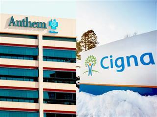 Hospitals urge antitrust probe of merger between health insurers Anthem and Cigna