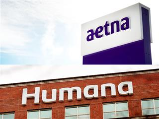 Shareholders approve $37 billion merger of Aetna Inc., Humana Inc.