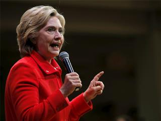 Hillary Clinton has 'serious concerns' about Aetna-Humana, Anthem-Cigna mergers