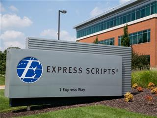 Express Scripts in talks over new Anthem contract, forecasts growth
