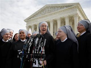 Supreme Court looks to weigh compromise on Affordable Care Act's contraceptive mandate