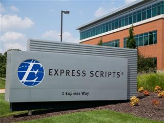 Pharmacy benefits manager Express Scripts' CEO open to drug pricing talks with health insurer Anthem