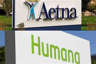 Humana stock price continues to fall amid investor fears U.S. Justice Department Humana-Aetna healthcare merger medicare