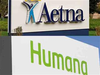 Aetna-Humana Anthem-Cigna mergers Department of Justice lawsuit competition