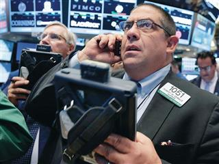 Pension funding levels rebound after volatile stock market swings