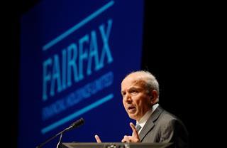 Canadian insurer Fairfax to buy Lloyd's insurer Brit P.L.C. for $1.88 billion