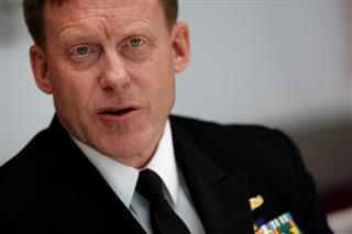 U.S. needs offensive strategy to deter cyber attacks, NSA chief says