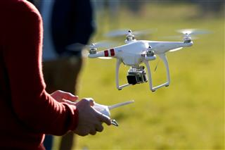 Photo Gallery: Insurers Head for the Drones