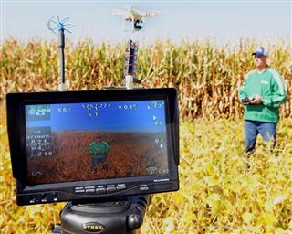 Archer Daniels Midland Co. could use drones from 2016 to get crop insurance claims data