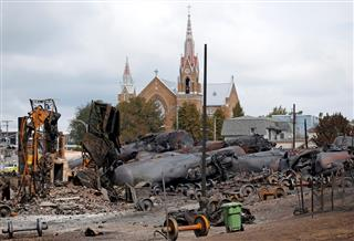 Court delays ruling on 2013 Quebec oil train derailment crash settlement