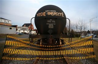 Canadian government charges railroad firms and workers in Lac-Mégantic, Quebec oil train disaster