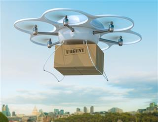 Commercial drones deliver new insurance risks along with packages