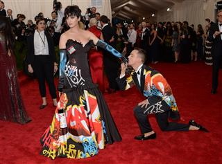 Graffiti artist Rime sues Moschino and designer Jeremy Scott over Katy Perry dress