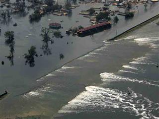 Hurricane Katrina 2005 New Orleans Biloxi Albama Florida Mississippi