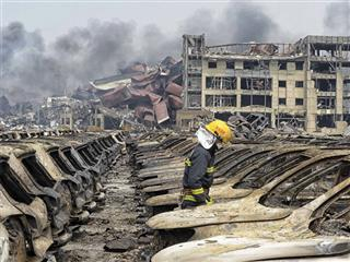 XL Group faces $130 million in losses from Tianjin, China port explosions and natural catastrophe perils