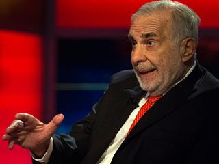 Activist investor Carl Icahn: AIG should split into 3 firms to avoid 'high-risk' tag
