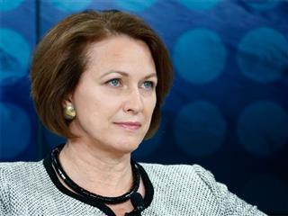 Lloyd's of London CEO Inga Beale receives LGBT business leader award