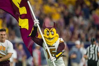 Arizona State University mascot Sun Devil Sparky David Schapira state senator back injury claim
