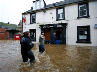 High number of commercial insurance claims expected from U.K. storms Eva and Desmond