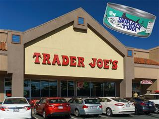 Business Insurance Off Beat news story: Trader Joe's sued for selling underfilled cans of tuna