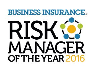 2016 Risk Manager of the Year Gus Fuldner, head of insurance at Uber Technologies Inc., Risk Management Honor Roll Shari Natovitz, senior vice president and director of risk management at Silverstein Properties Inc. and Patrick Sterling, senior director o