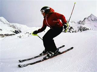Business Insurance Off Beat news story: British reality show The Jump all fun until somebody gets hurt
