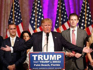 The Economist magazine ranks potential Donald Trump presidency as potent global economic risk