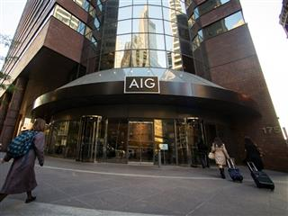 AIG CEO Peter Hancock says MetLife ruling that MetLife is not too big to fail an opportunity for AIG