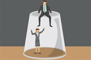 Bank of American underpaid women retaliation lawsuit Wall Street bias against women