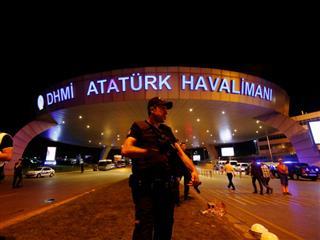 Hiscox lead insurer for Turkey airport Istanbul Ataturk Airport terrorist attack terrorism cover