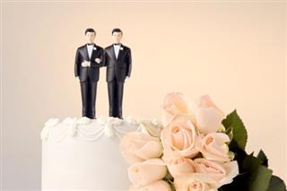 Gay police officers' engagement free wedding insurance Emerald Life United Kingdom