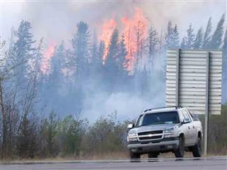 Fort McMurray Alberta Canada May wildfire $3.58 billion insured damage Insurance Bureau of Canada
