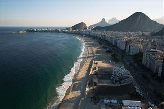 2016 Summer Olympics Rio de Janeiro risks Zika terrorism political unrest water pollution insurance reinsurance