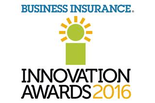 2016 Business Insurance Innovation Awards recognize best new products and services for risk managers launched over the past year