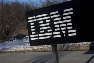 Kathleen M. Ireland used technology to keep IBM ahead of Superstorm Sandy