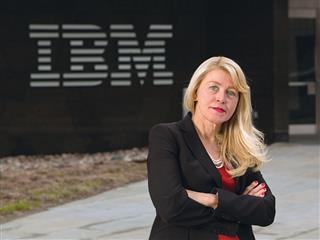 Kathleen M. Ireland directs many players in IBM's global insurance program
