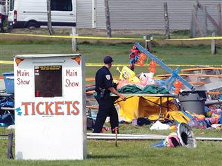 Big tent collapses highlight need for emergency evacuation plans