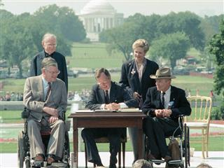 Employers still grappling with Americans with Disabilities Act of 1990, ADA, after 25 years
