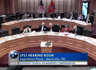 Tennessee opt-out route for workers compensation hits roadblock