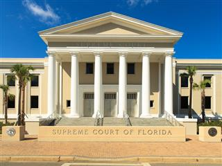 Workers compensation case accepted by the Florida Supreme Court challenges state's exclusive remedy provision