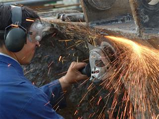 National Institute for Occupational Safety and Health study shows noisy workplaces contribute to employee hearing loss