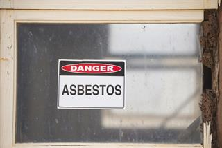 osha asbestos violations whistleblower Dearborn Heights Annapolis High School Gloria Gonzalez
