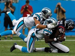 NFL Riddell concussions World Wrestling Entertainment Haruki Nakamura Paul Hornung