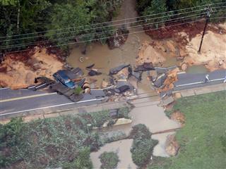 Business Insurance video series: natural disaster preparedness, flooding, South Carolina, rainfall, storms, risk management, Aranya Tomseth