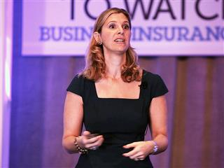Business Insurance In Focus video: 2015 Women to Watch recognized at annual conference in New York