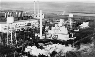 Hanford plant