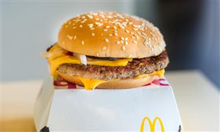 McDonalds Quarter Pounder with Cheese Cheeseburger lawsuit missing meat to satisfy claim