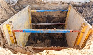 Plumbing contractor faces OSHA citations after trench death